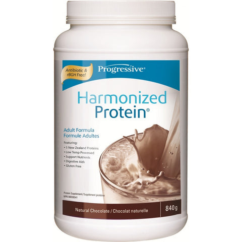 HARMONIZED PROTEIN CHOCOLATE 840G