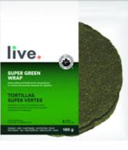 SUPER GREEN WRAP