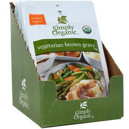 Vegetarian Brown Gravy Mix 28g