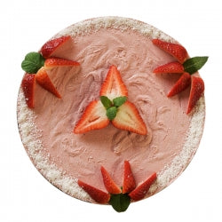 RAW CHCOCLATE RASBERRY CAKE