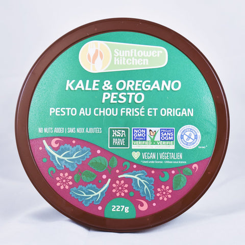 Kale and Oregano Pesto 227g