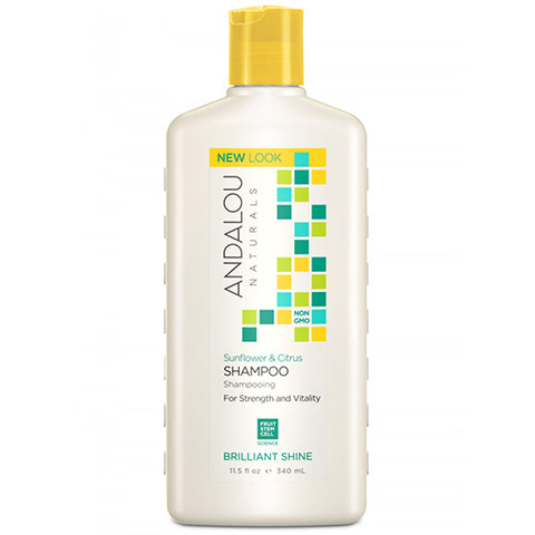 SUNFLOWER CITRUS SHINE SHAMPOO 340 ML