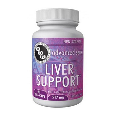 AOR LIVER SUPPORT, 90 CAPS