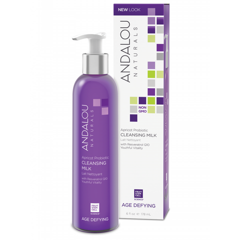 APRICOT PROBIOTIC CLEANSING MILK 178 ML