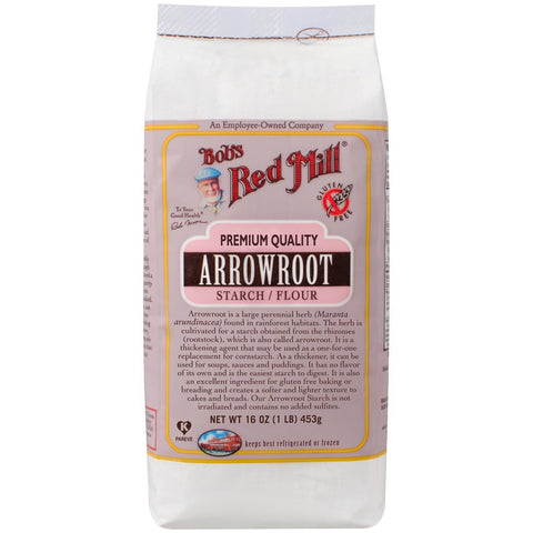 Bob's Arrowroot Starch Flour 453g