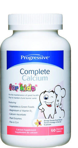 Complete Calcium for Kids 60 tabs