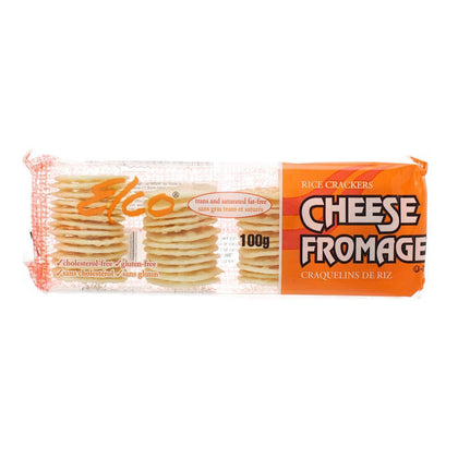 elco rise crackers cheese