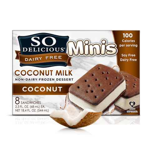 COCONUT SANDWICH 68ML