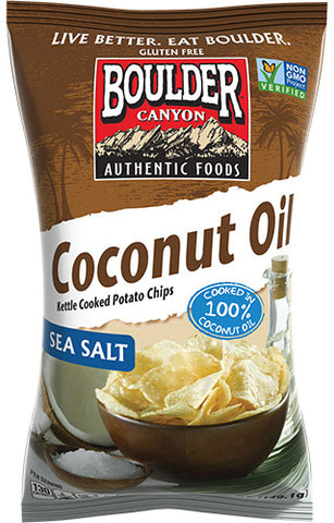 boulder coconut oil chips