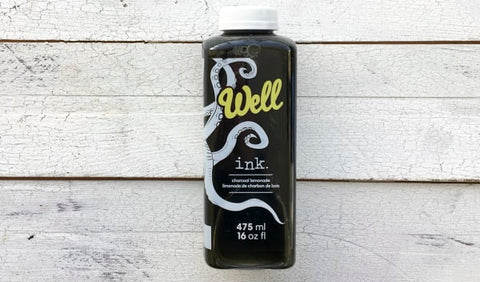 charcoal lemonade ink 475ml