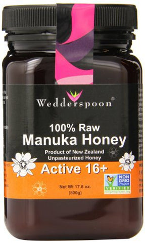 MANUKA HONEY ACTIVE 16+ -500G