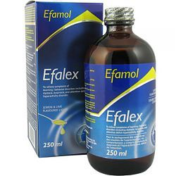 EFALEX KIDS BRAIN BOOSTER 250 ML