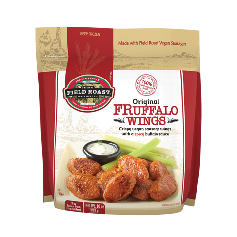 ORIGINAL FRUFFALO VEGAN WINGS 283G