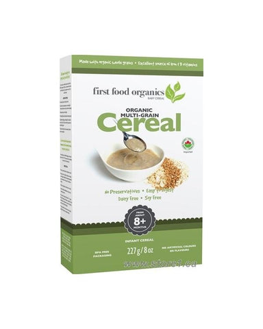 First Food Multigrain Cereal 227g