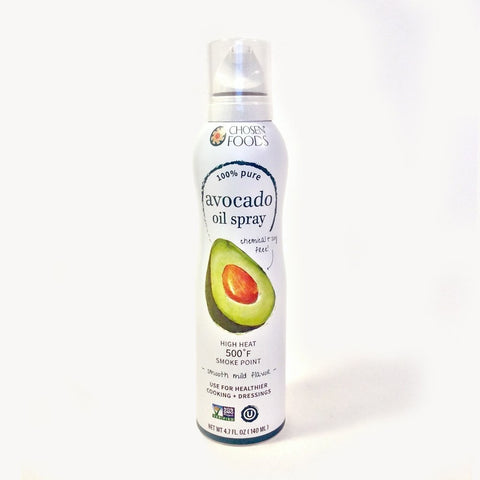 100%PURE AVOCADO OIL SPRAY 140ML