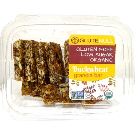 BUCKWHEAT GRANOLA BAR