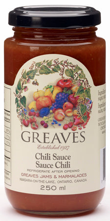 Greaves Chili Sauce 250 mL