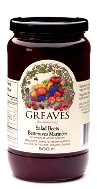 Greaves Salad Beets 500ml