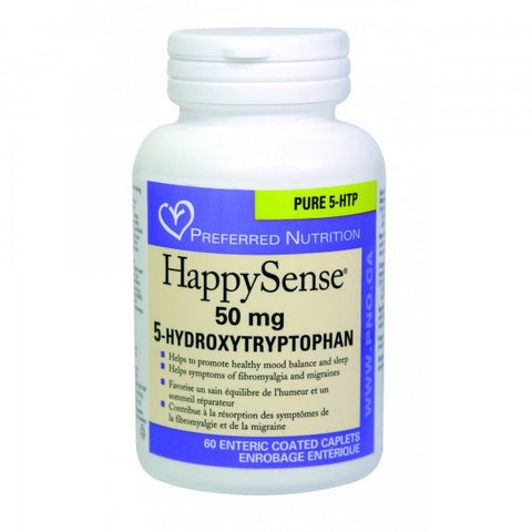 PREFERRED NUTRITION Happy Sense 50mg (60caps)