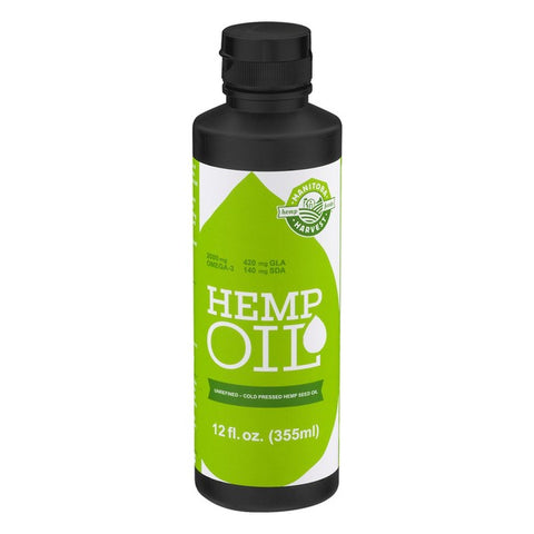 hemp oil 355ml