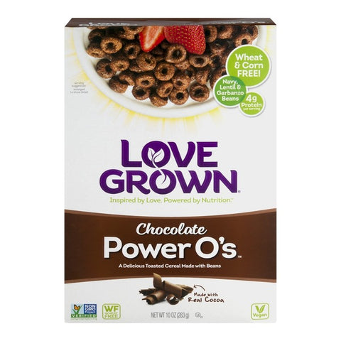 LOVE GROWN O'S CHOCOLATE