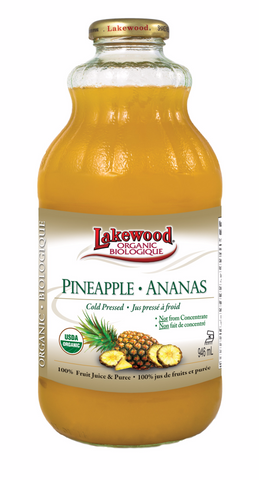 Lakewood Organic Pineapple