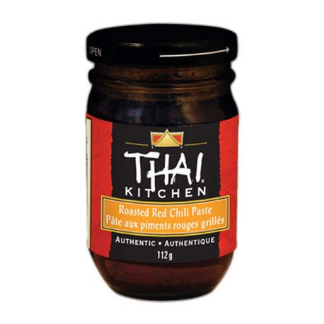 THAI KICTCHEN - Roasted Red Chili (contains fish) 112 g
