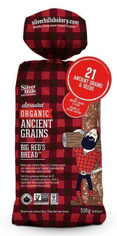 Silver Hills Big Red's Bread, Ancient Grains