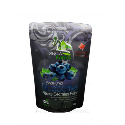 dried blueberries 120g