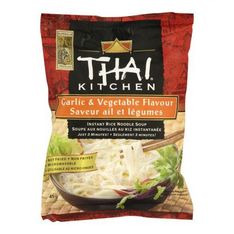 THAI KITCHEN - Garlic & Vegetable 12x45 g
