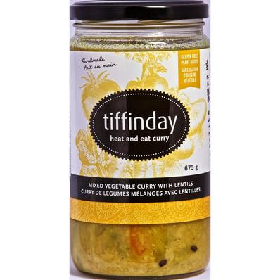 TIFFINDAY MIXED VEG CURRY