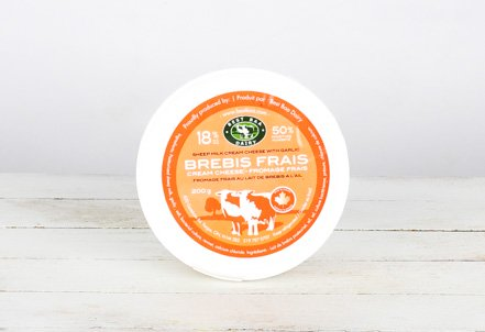 best baa cream cheese garlic 200g