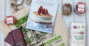 Win a gluten free baking bundle