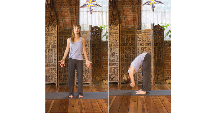 Yoga sequence to help you sleep