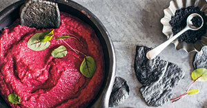 delicious dips beetroot hummus