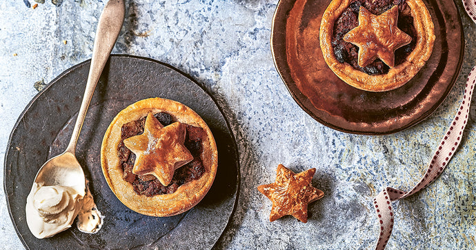Chestnut & Apple Mince Pies