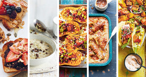 Veganuary: 5 Delicious Recipes to Inspire You