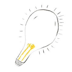 Lightbulb illustration