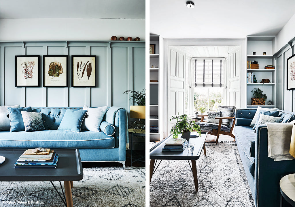 Get The Look Relaxed Coastal Style Ryland Peters