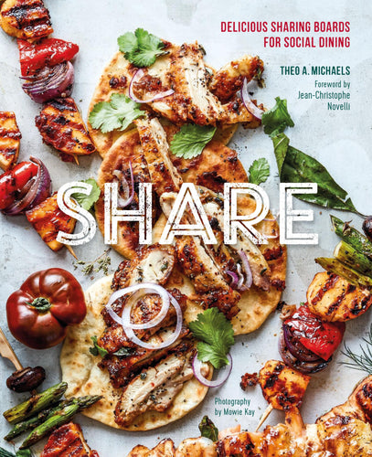 Share: Delicious Sharing Boards for Social Dining