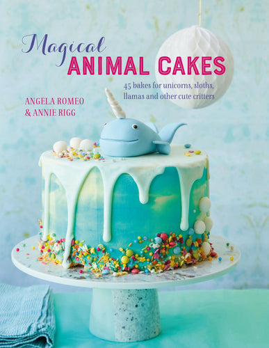 Magical Animal Cakes