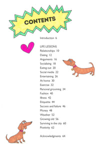 Life Lessons from a Dachshund