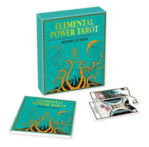 Elemental Power Tarot