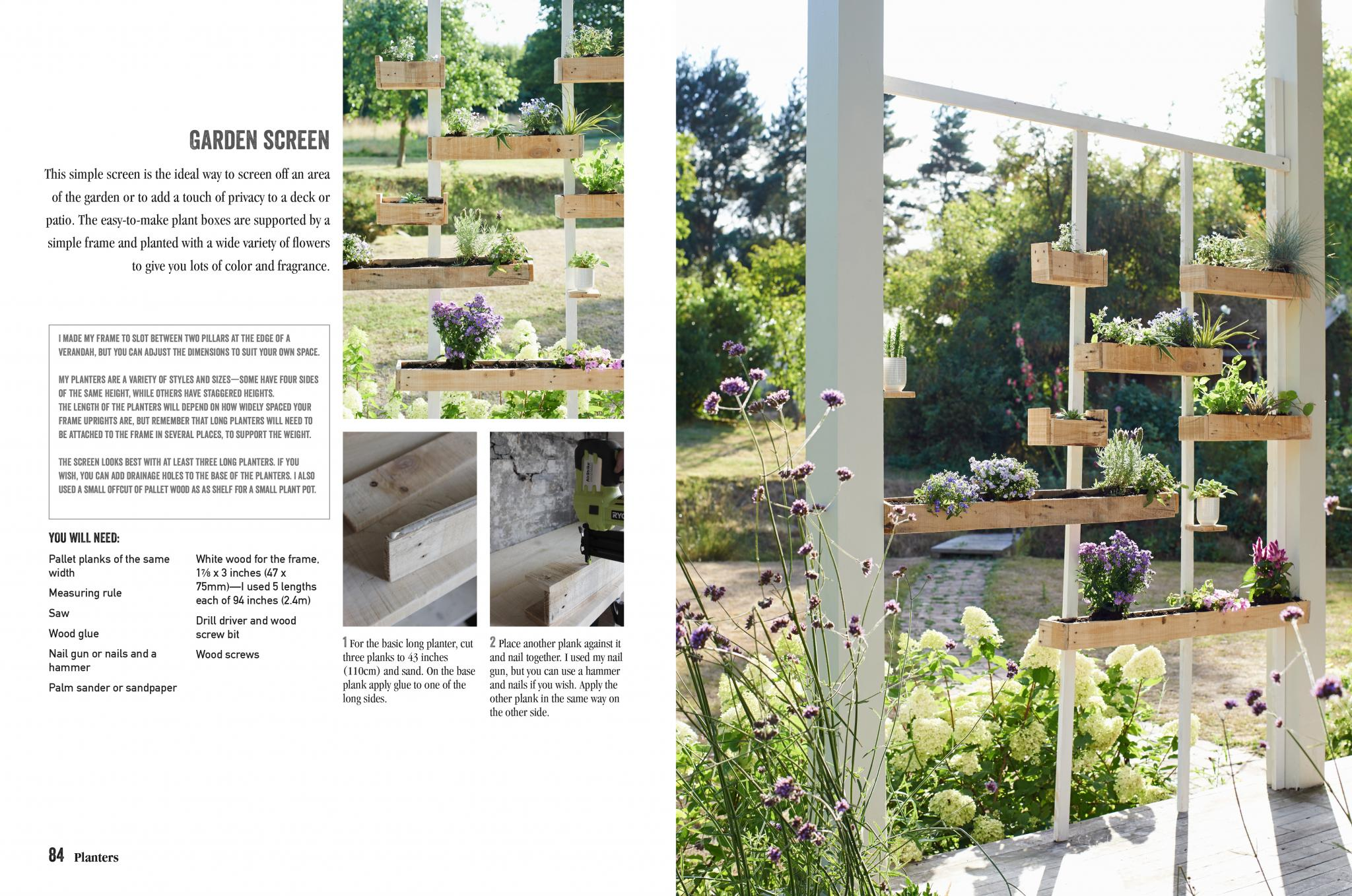 Pallet Wood Projects for Outdoor Spaces – rylandpeters