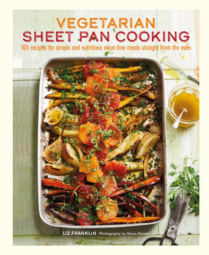 Vegetarian Sheet Pan Cooking