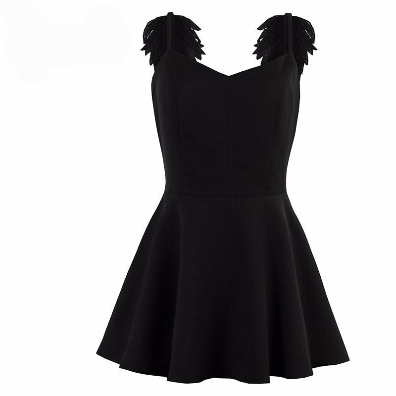 Vestido Dark Angel