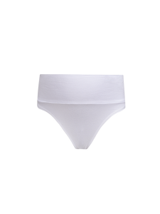 B84 Culotte Cotton Blanco