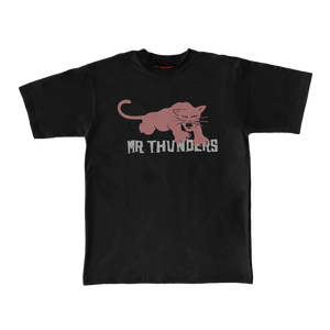 Panther T-Shirt (Black)