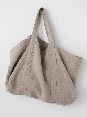 Load image into Gallery viewer, Frankie Linen Bag