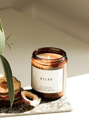 WILDE Soy Candle